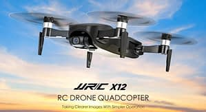 JJRC X12 GPS WiFi axis Gimbal Foldable RC Drone Quadcopter