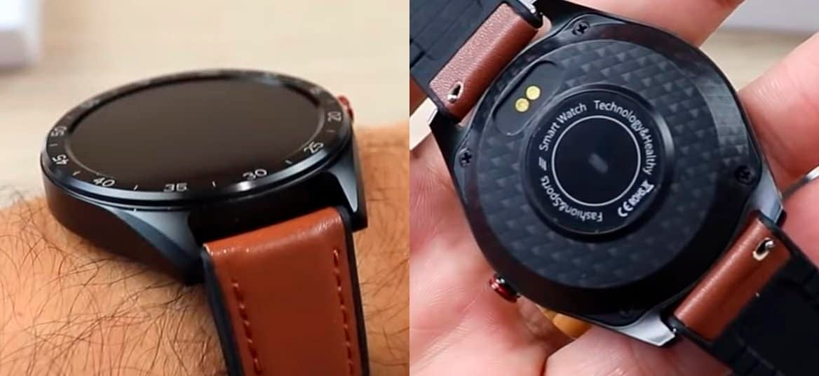 Alfawise Watch 6: Best for monitoring your health