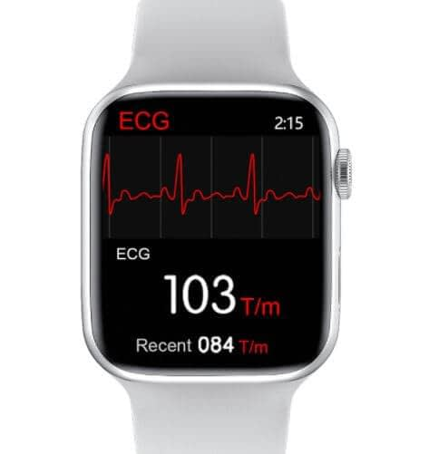 ECG for independent heart health management monitoring