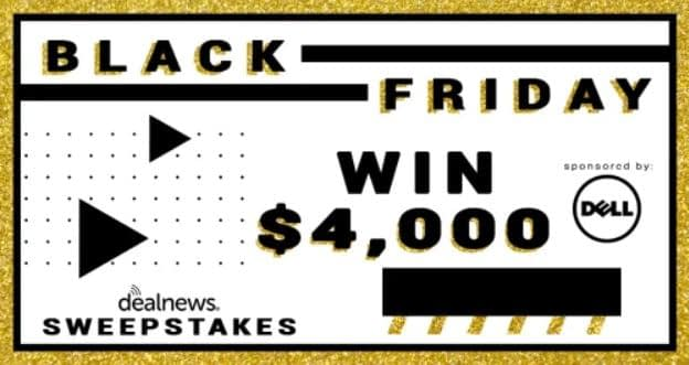 Black Friday Game Play And Win $4000