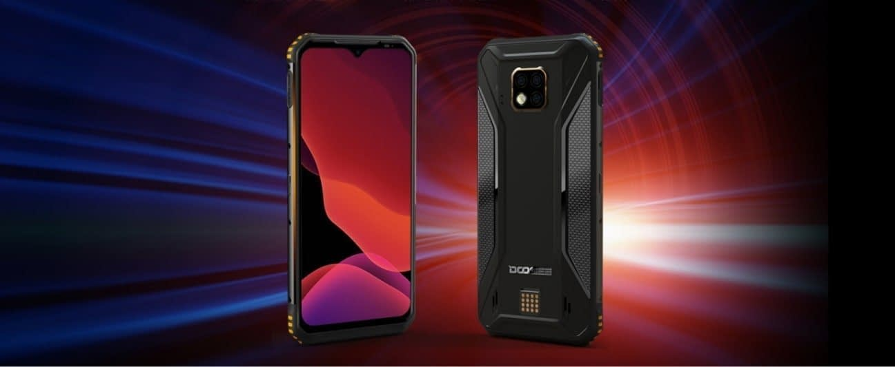 Coming Up 2020 NewYear Sale - Buy the Doogee S95 Pro