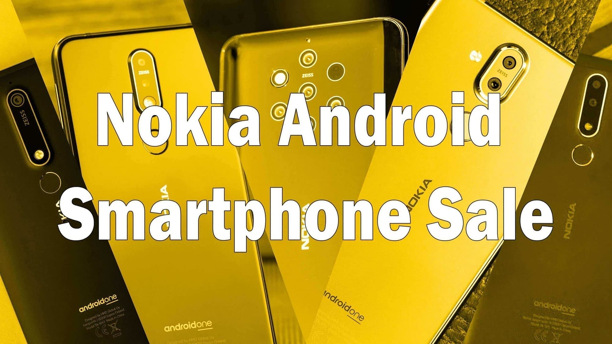 Nokia android smartphone sale