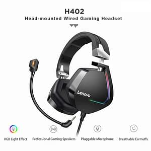 Lenovo H402 7.1 Wired Gaming Headset Special Christmas Sale