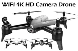 FPV RC Helicopter Quadcopter - Black Friday Wifi Drone Camera Sale