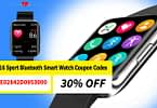S216 Sport Bluetooth Smart Watch Coupon Codes