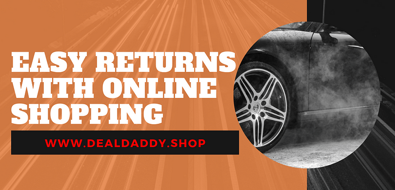 Easy Returns with Online Shopping