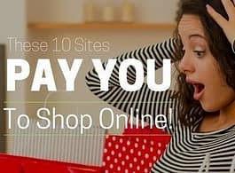 Get Paid to Shopping Online 2019
