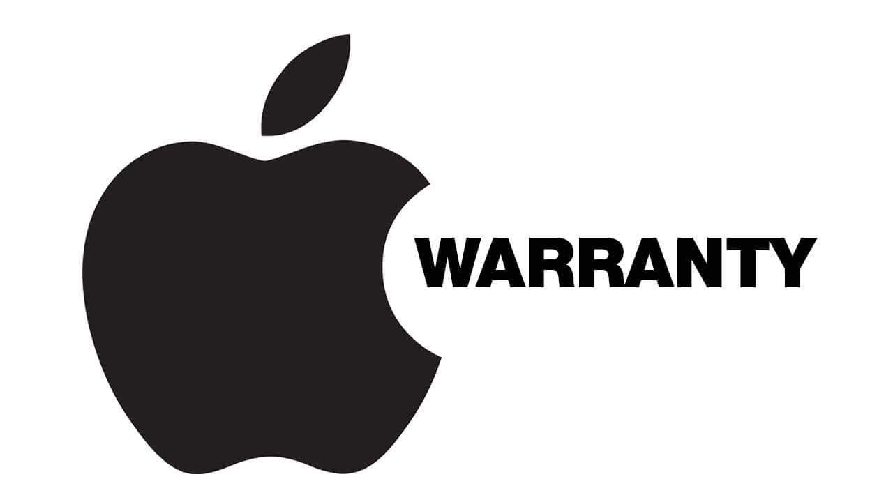Apple warranty check for your apple device