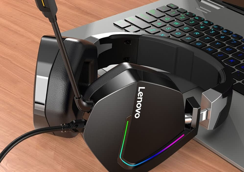 Lenovo H402 7.1 Wired Gaming Headset