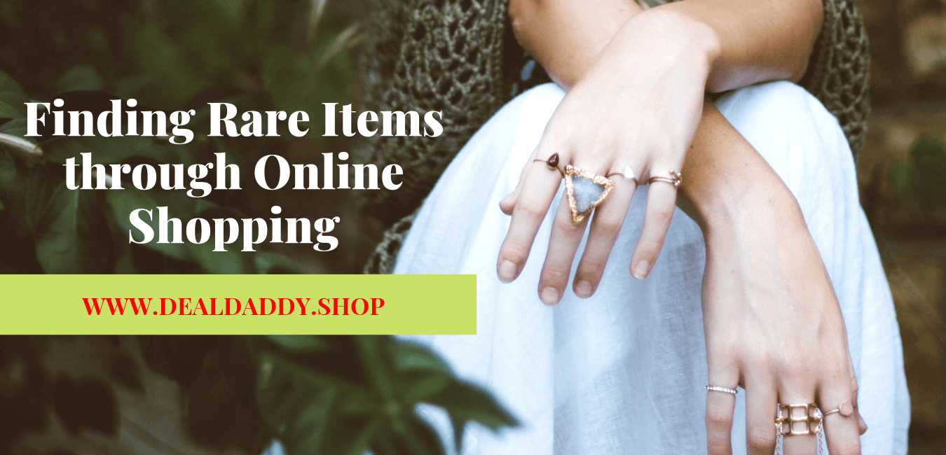 Finding Rare Items through Online Shopping