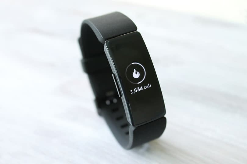 2019 Year End Sale Fitbit Inspire HR Health & Fitness Tracker